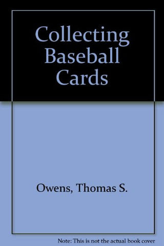 Collecting Baseball Cards/ Trd Pb