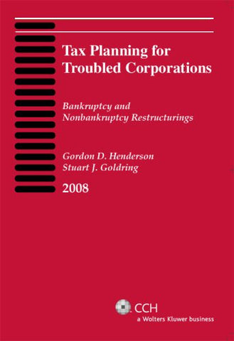 Tax Planning for Troubled Corporations (2017)