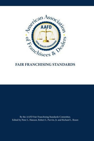 AAFD Fair Franchising Standards
