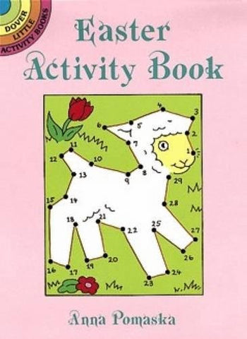 Easter Activity Book (Dover Little Activity Books)