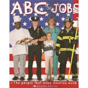 ABC of Jobs and Career Day/ 2 Book Set
