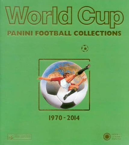 World Cup 1970-2014: Panini Football Collections (English, German and Italian Edition)