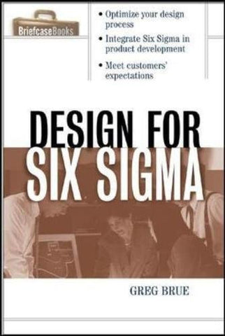 Design for Six Sigma (Briefcase Books Series)