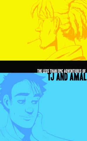 The Less Than Epic Adventures of TJ and Amal (TJ & Amal)