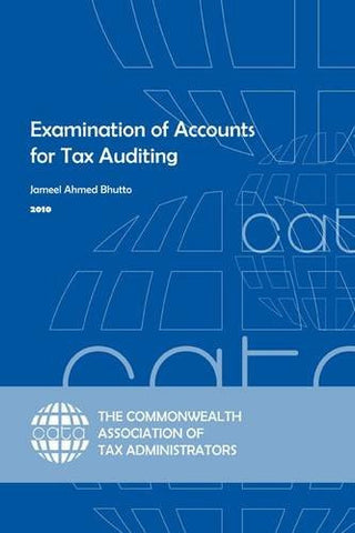 Examination of Accounts for Tax Auditing