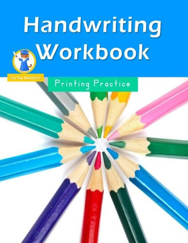 Handwriting Workbook: Workbooks for Kindergarteners
