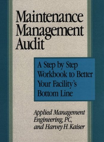 Maintenance Management Audit