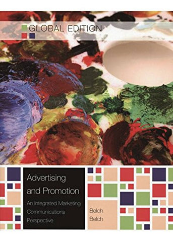 Advertising and Promotion: An Integrated Marketing Communications Perspective, 10th Edition (Irwin Marketing)