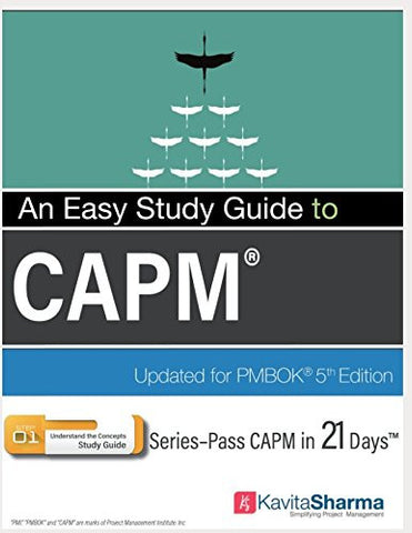 Pass CAPM in 21 Days - Easy Study Guide
