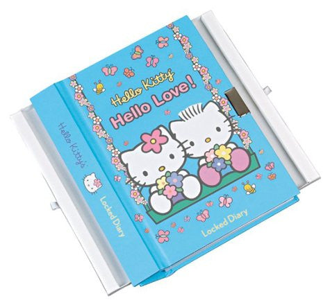 Hello Kitty Hello Love! An Abrams Secret Drawer Locked Diary