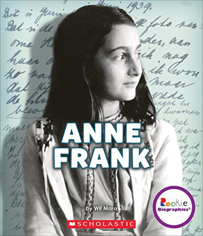 Anne Frank: A Life in Hiding (Rookie Biographies (Paperback))