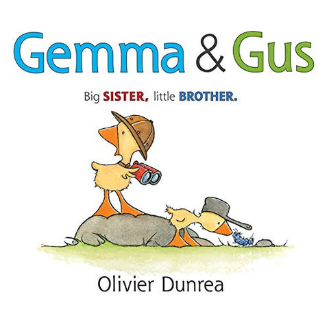 Gemma & Gus (board book) (Gossie & Friends)