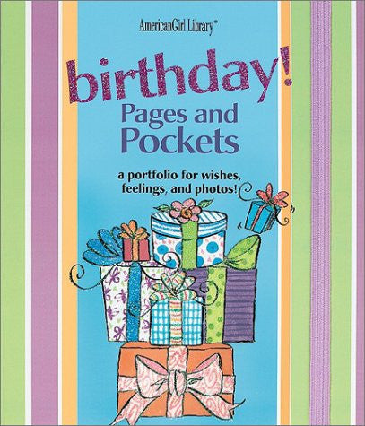 Birthday! Pages and Pockets (American Girl Library)