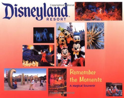 Disneyland Resort Remember the Moments: A Magical Souvenir