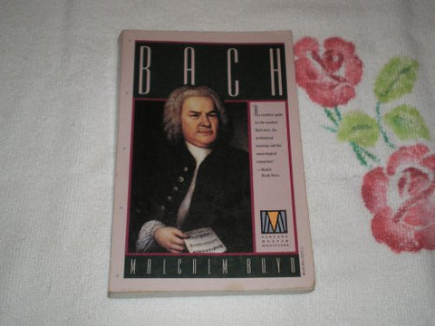 Bach (Master Musicians Series)