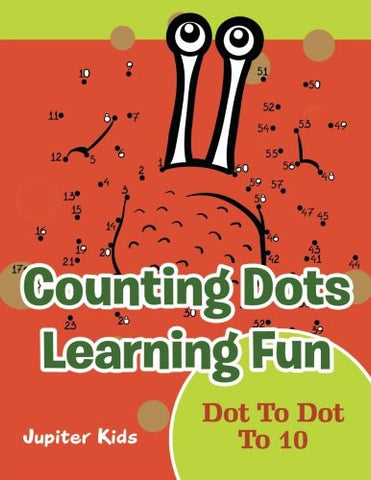 Counting Dots Learning Fun: Dot To Dot To 10