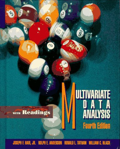 Multivariate Data Analysis: With Readings