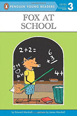 Fox at School (Penguin Young Readers, Level 3)