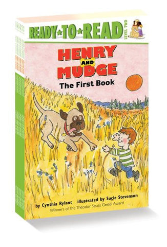Henry and Mudge Ready-to-Read Value Pack: Henry and Mudge; Henry and Mudge and Annie's Good Move; Henry and Mudge in the Green Time; Henry and Mud