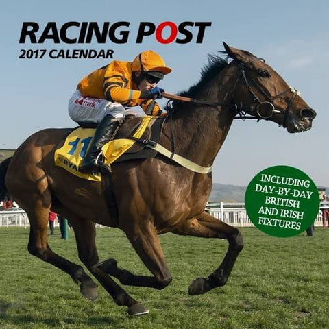 Racing Post Wall Calendar 2017