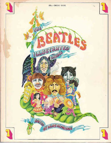 Beatles Illustrated Lyrics