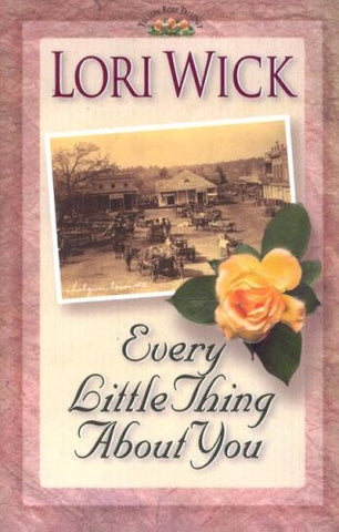 Every Little Thing About You (A Yellow Rose Trilogy #1)