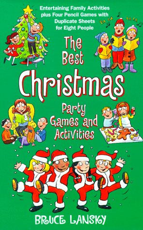 Best Christmas Party Game Book, The