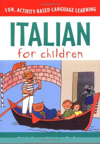 Italian for Children (Book & CD) (Language for Children)