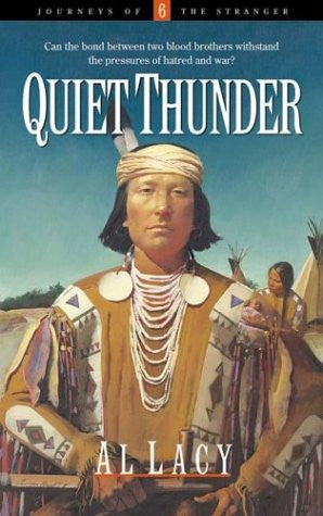 Quiet Thunder (Journeys of the Stranger #6)