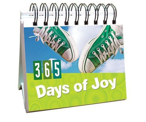 365 Days of Joy (365 Days Perpetual Calendars)