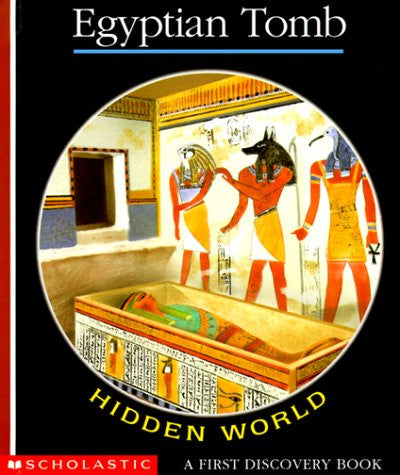 Egyptian Tomb: Hidden World