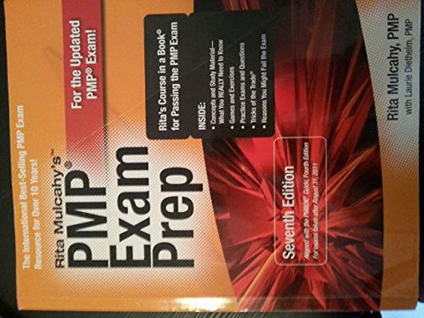 PMP Exam Prep 7th Edition