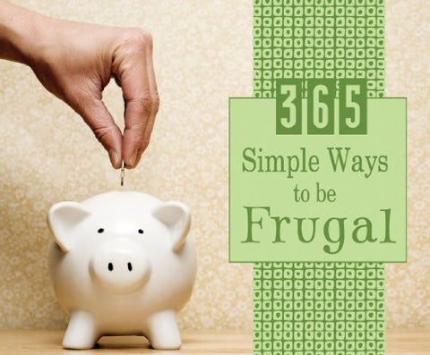 365 Simple Ways to Be Frugal (365 Perpetual Calendars)