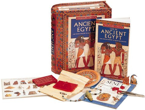 Ancient Egypt: Start Exploring (Working for Myself)