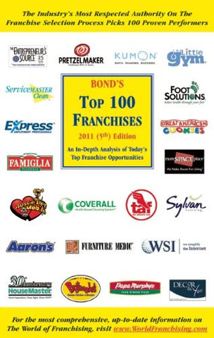 Bond's Top 100 Franchises, 2011