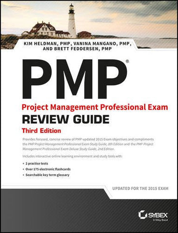 PMP Project Management Professional Review Guide: Updated for the 2015 Exam