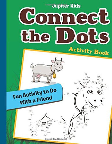 Connect the Dots Activity Book: Fun Activity to Do With a Friend