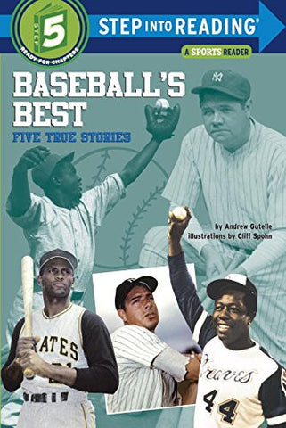Baseball's Best: Five True Stories (Step into Reading)