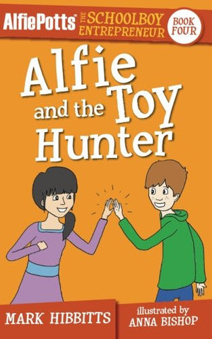 Alfie Potts: Alfie and the Toy Hunter