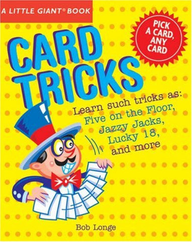 A Little Giant® Book: Card Tricks (Little Giant Books)
