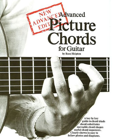 Advanced Picture Chords for Guitar (Guitar Books)