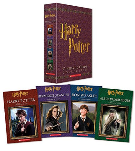 Harry Potter: Cinematic Guide Collection (Harry Potter)