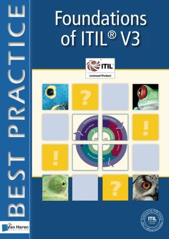 Foundations Of ITIL (Volume 3)