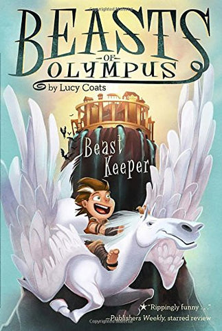 Beast Keeper #1 (Beasts of Olympus)