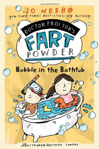 Bubble in the Bathtub (Doctor Proctor's Fart Powder)