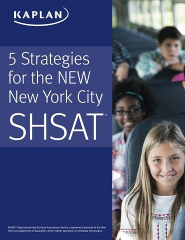 5 Strategies for the NEW New York City SHSAT