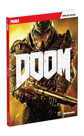 DOOM: Prima Official Guide (Prima Official Game Guide)