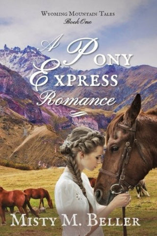 A Pony Express Romance (Sweetwater River Tales) (Volume 1)