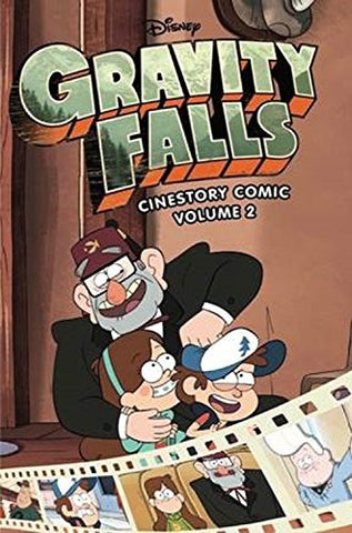 Disney Gravity Falls Cinestory Comic Vol. 2