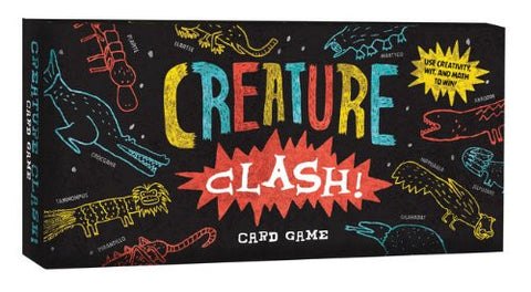 Creature Clash! Card Game